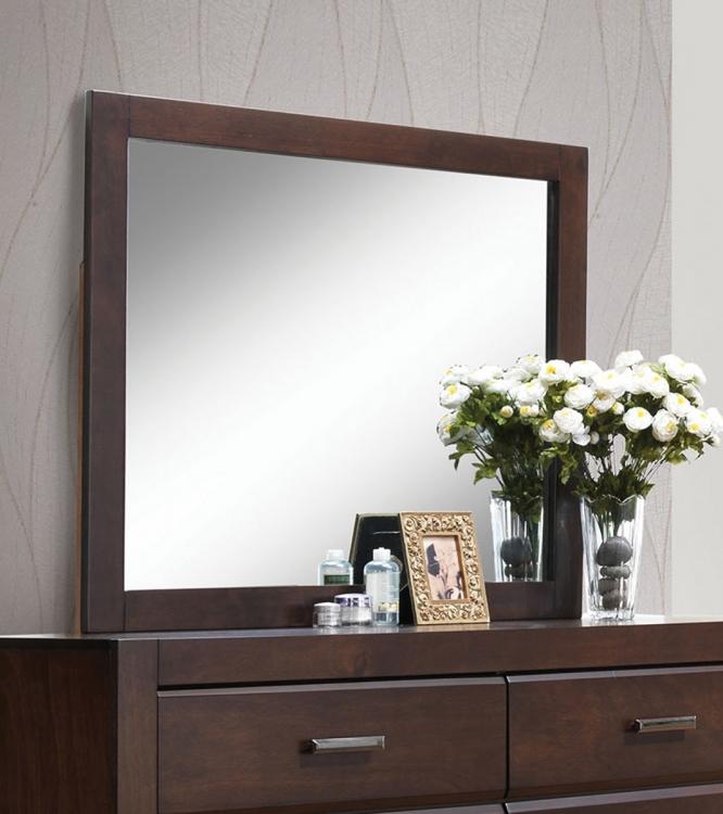Oberreit Mirror - Walnut
