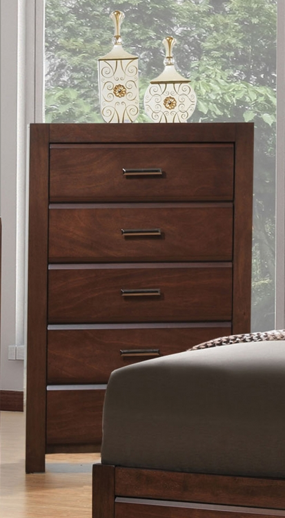 Oberreit Chest - Walnut