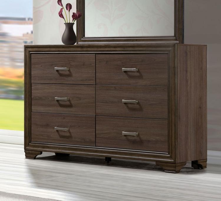 Cyrille Dresser - Walnut