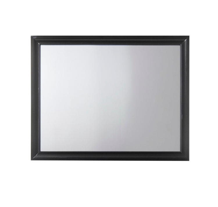 Naima Mirror - Black