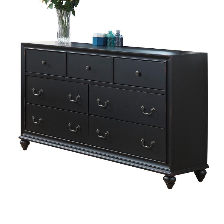 Edwige Dresser - Black