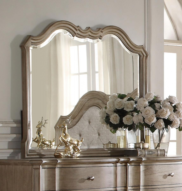 Chelmsford Mirror - Antique Taupe