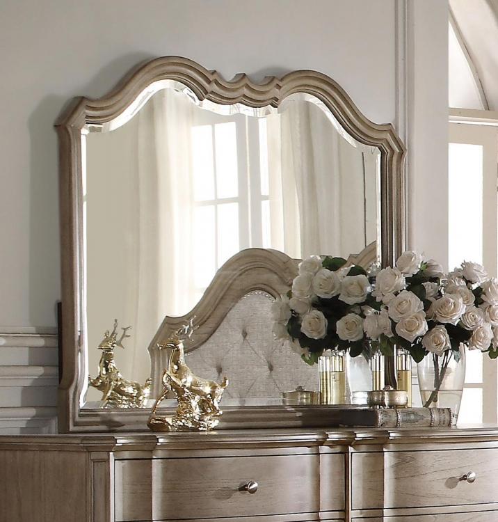 Chelmsford Mirror - Antique Taupe