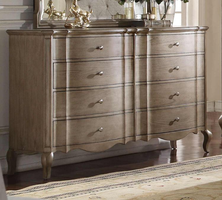 Chelmsford Dresser - Antique Taupe