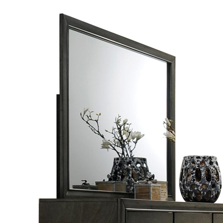 Carine Mirror - Gray