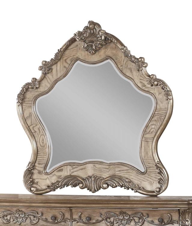 Ragenardus Mirror - Vintage Oak