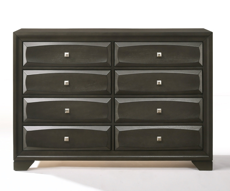 Soteris Dresser - Antique Gray