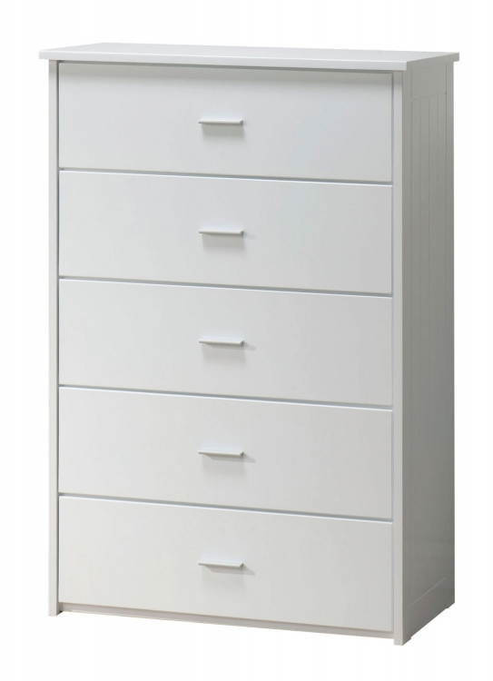 Bungalow Chest - White