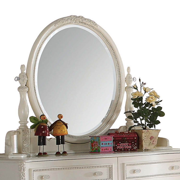 Dorothy Mirror - Ivory