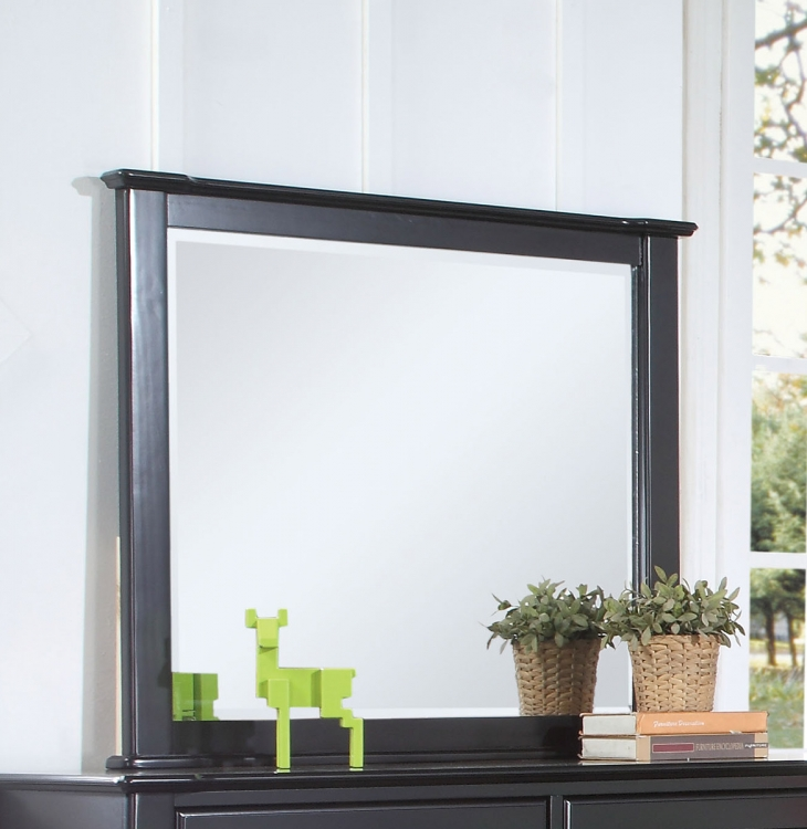 Mallowsea Mirror - Black