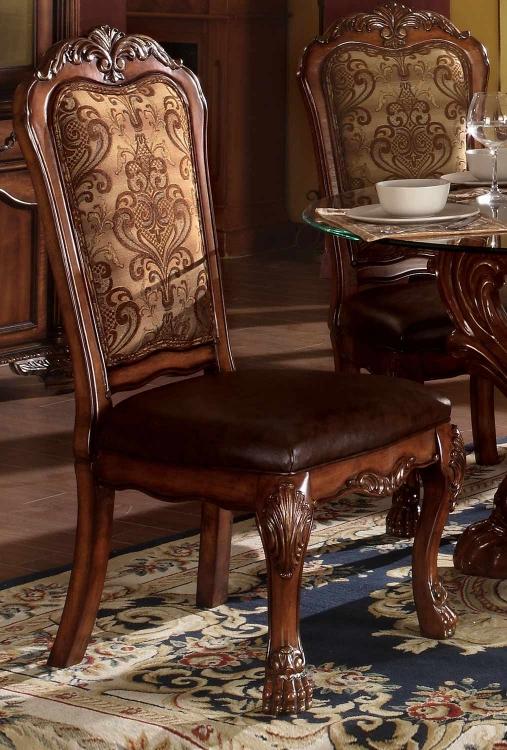 Dresden Side Chair - Cherry Oak