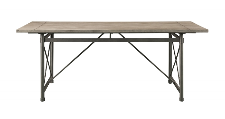 Kaelyn II Dining Table - Gray Oak/Sandy Gray