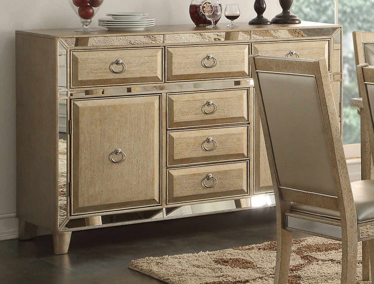 Voeville Server - Antique Gold