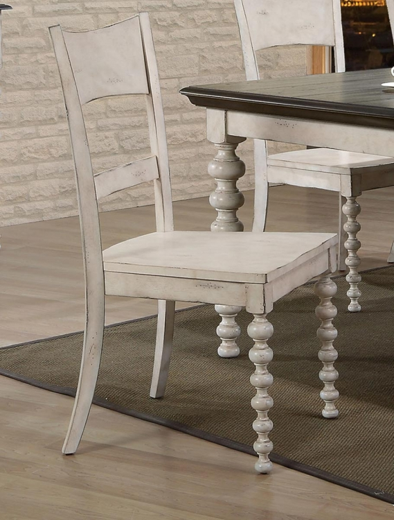 Coyana Side Chair - Antique White