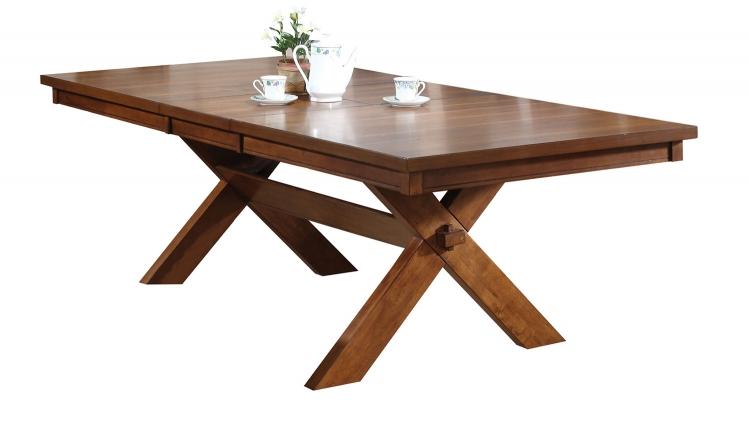 Apollo Dining Table - Walnut