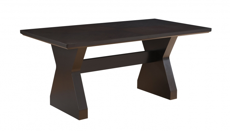 Effie Dining Table - Walnut