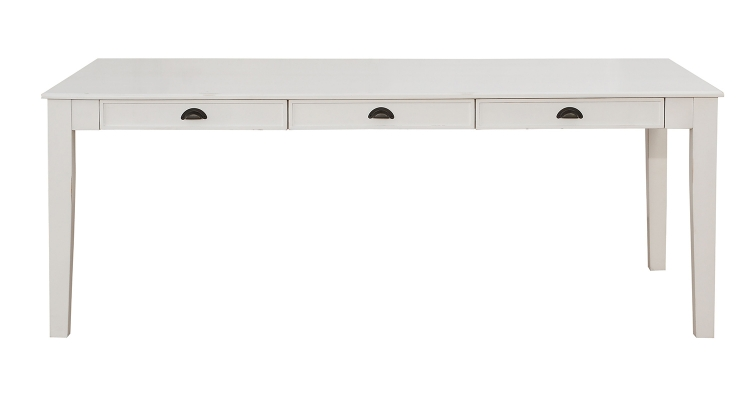 Renske Dining Table - Antique White