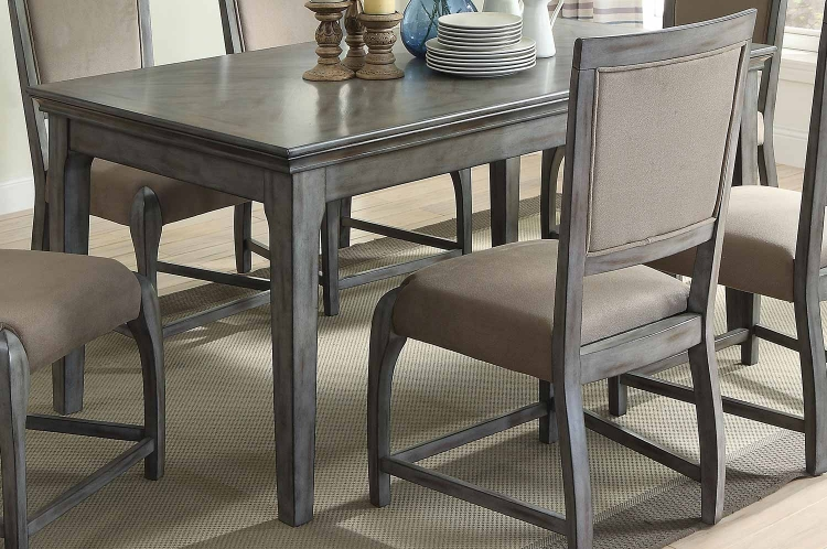 Freira Dining Table - Antique Gray