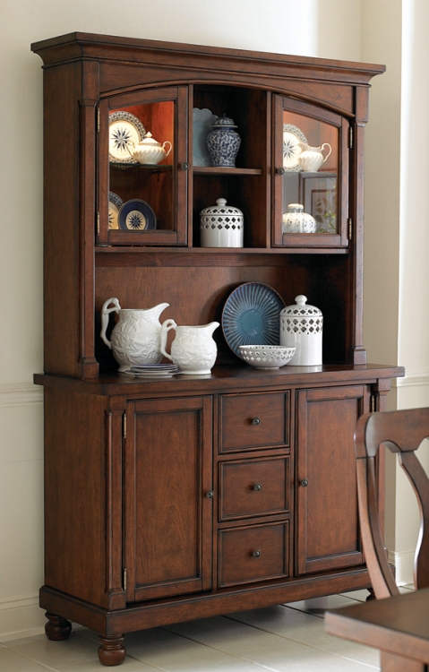 Fulton County China Cabinet