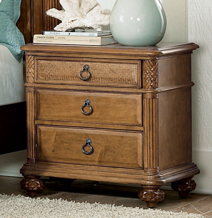 Grand Isle Drawer Nightstand