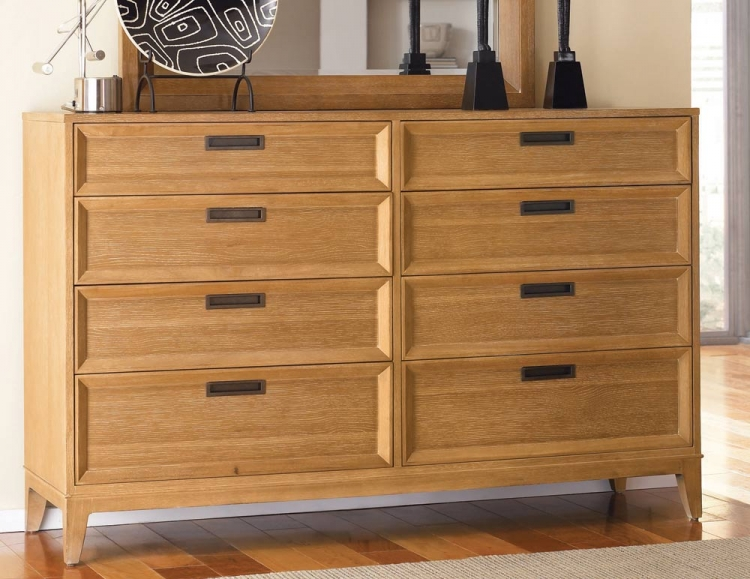 Sedona 8 Drawer Dresser