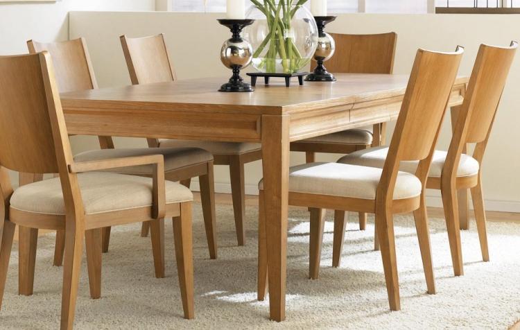 Sedona Rectangular Leg Table