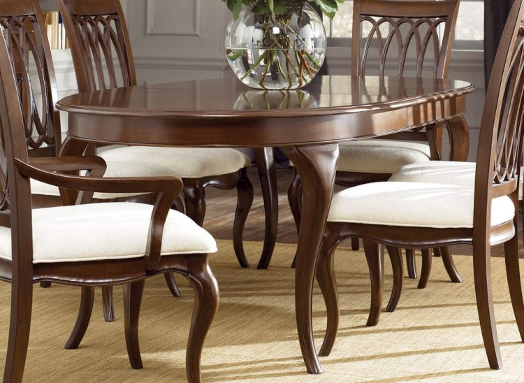 Cherry Grove The New Generation Oval Dining Table - American Drew