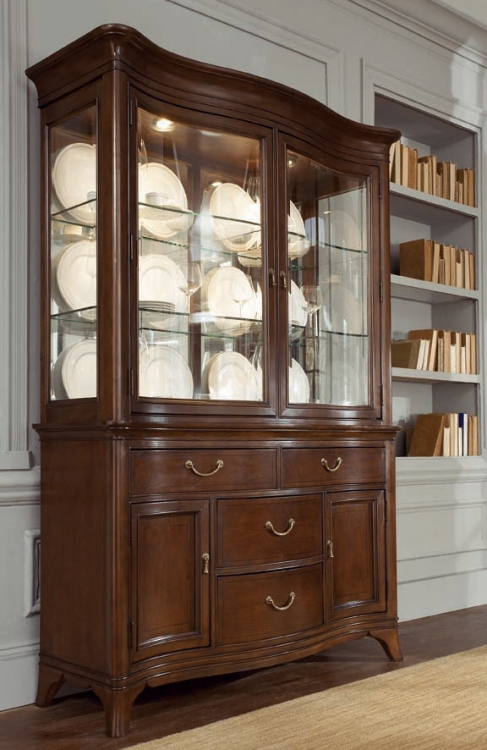 Cherry Grove The New Generation China Cabinet - American Drew
