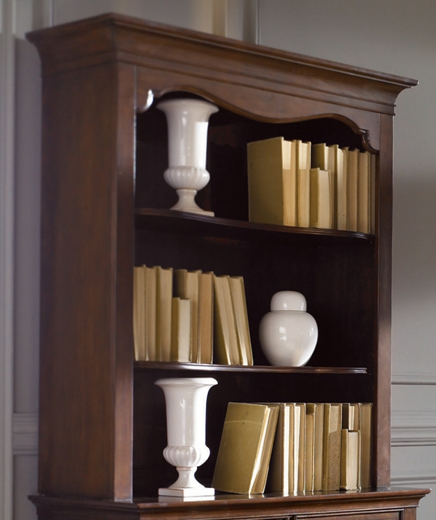 Cherry Grove The New Generation Bookcase Hutch - American Drew