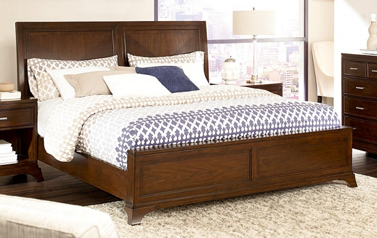 Essex Low Profile Sleigh Bed