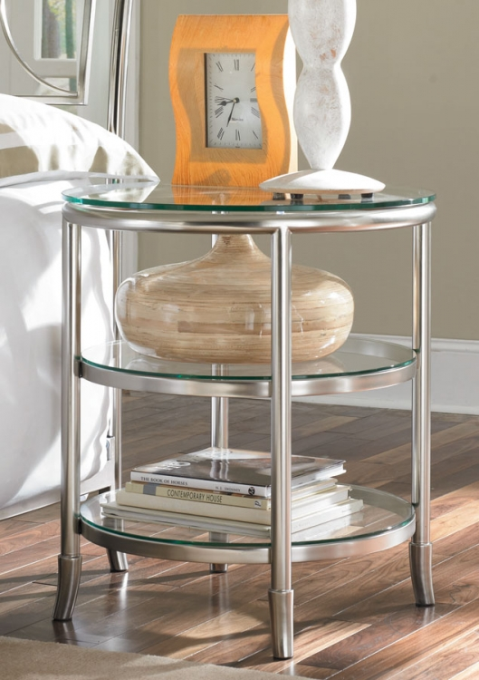 Essex Metal Nightstand