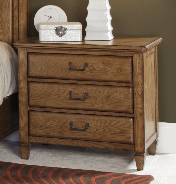 Americana Home Drawer Nightstand