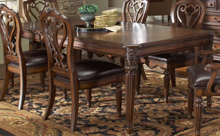 Barrington House Leg Dining Table
