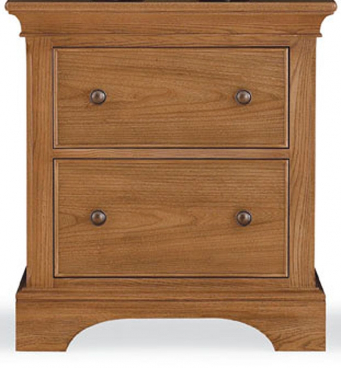 Ashby Park Nutmeg Night Stand