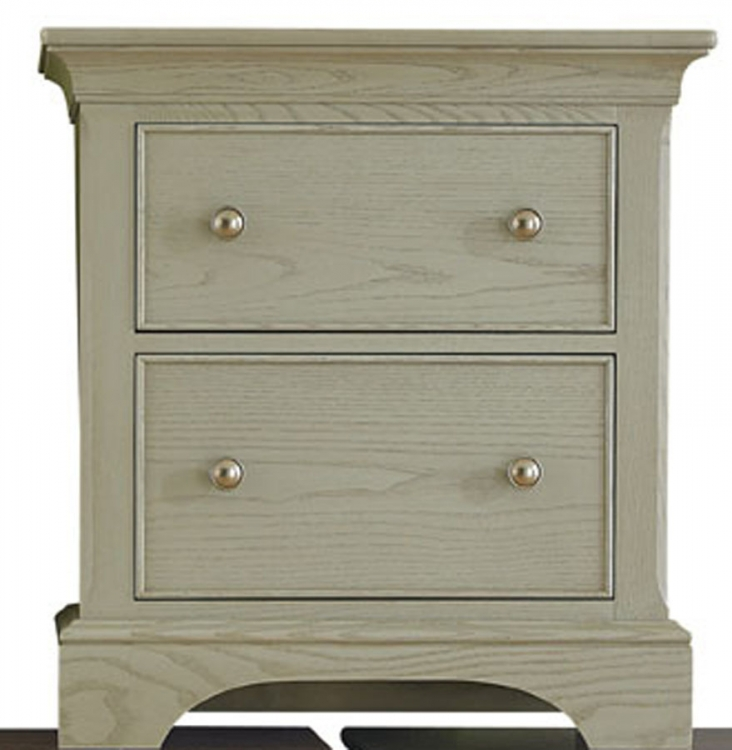 Ashby Park Sage Night Stand