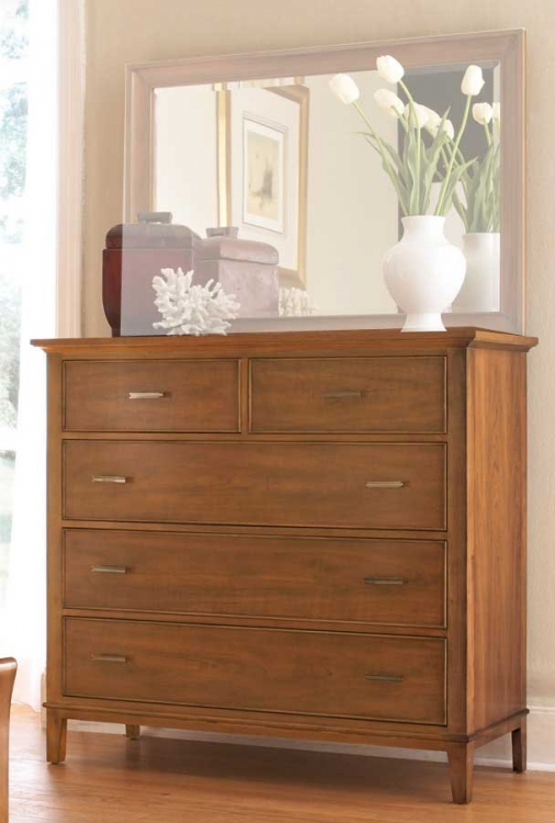 Valley Dressing Chest - Entertainment TV Chest