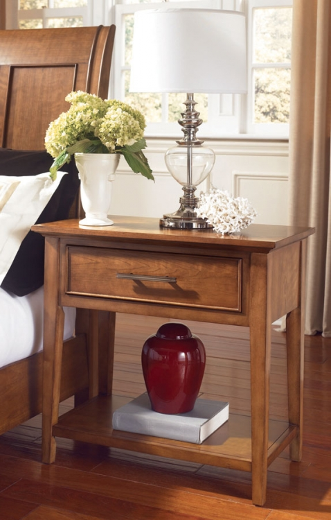 Valley Leg Nightstand