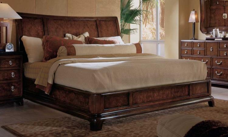 Tansu Platform Bed