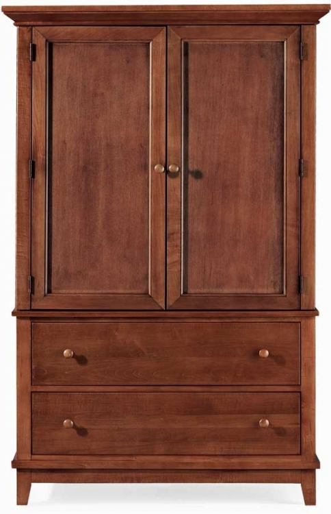 Sterling Pointe Door Chest Cherry