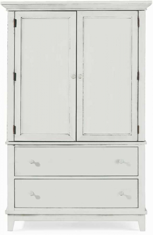 Sterling Pointe Door Chest White