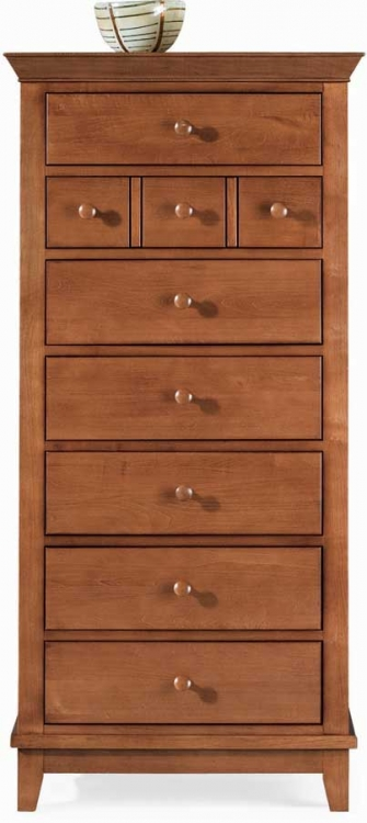 Sterling Pointe Lingerie Chest Cherry
