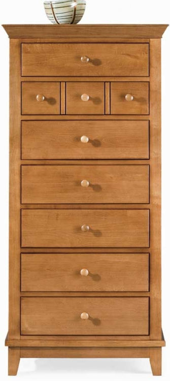 Sterling Pointe Lingerie Chest Maple