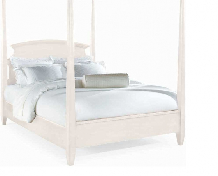Sterling Pointe Poster Bed White
