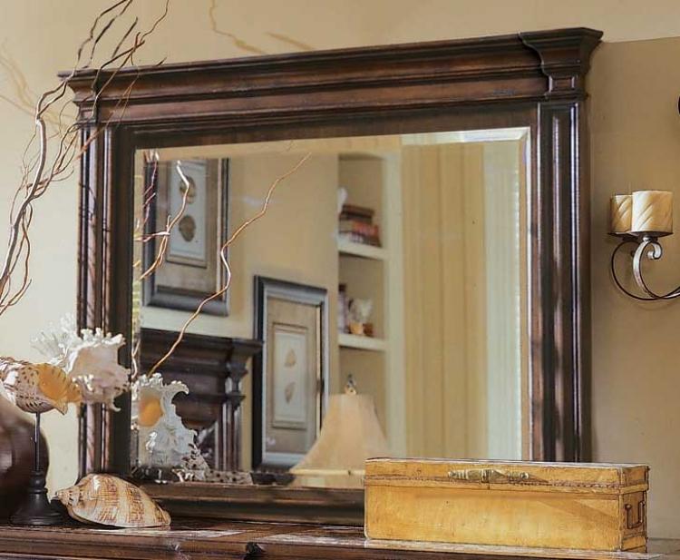 American Drew Marbella Landscape Mirror