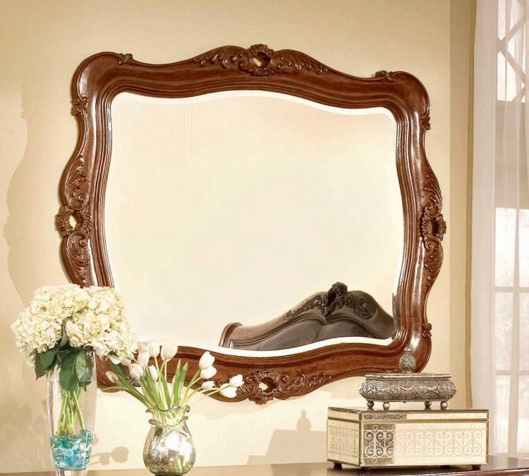 Bordeaux Accent Mirror