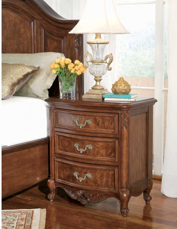 Bordeaux Drawer Night Stand