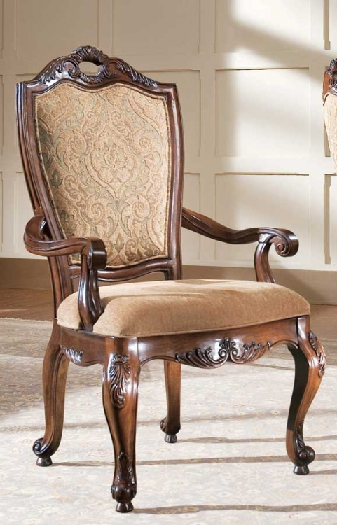 Bordeaux Upholstered Arm Chair