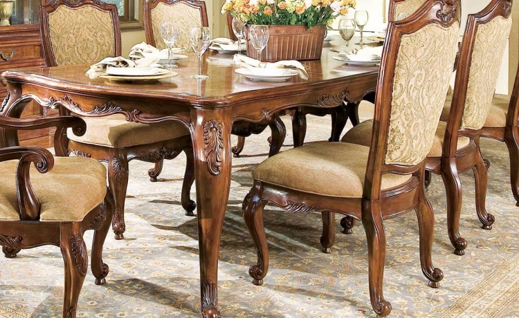 Bordeaux Leg Table