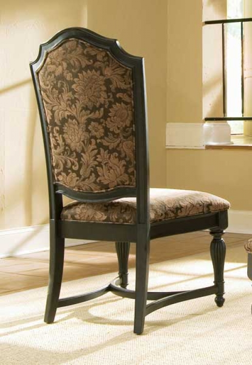Versailles Upholstered Back Side Chair