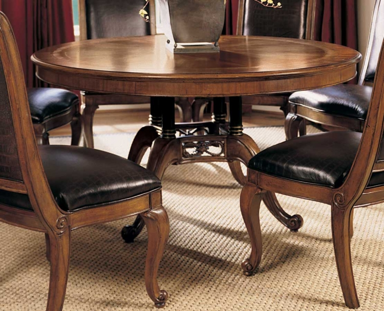 Bob Mackie Home Classics 60 Inches Round Dining Table